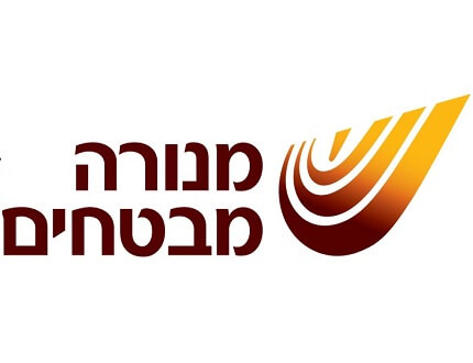 לוגו של חברת הביטוח מנורה מבטחים
