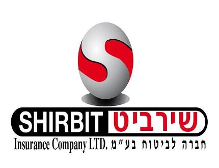 לוגו של חברת הביטוח שירביט