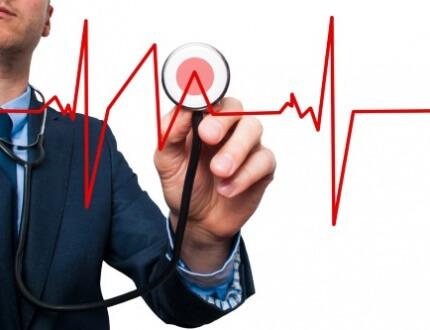 תמונה של דופק של לב