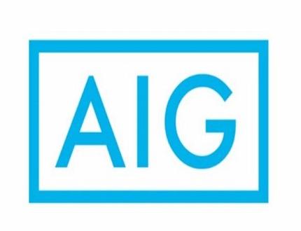 לוגו חברת ביטוח AIG