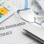 טופס לחתימה על ביטוח חיים למשכנתא
